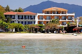 Wind Club Apartments Vassiliki
